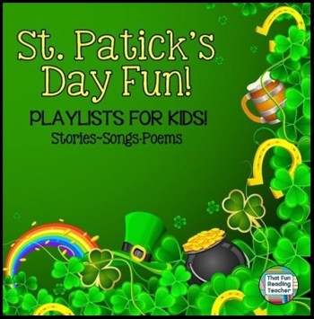 St. Patrick's Day playlists for kids - free! - That Fun ...