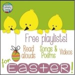 Easter playlists