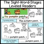 The Sight-Word-Stages Leveled Readers