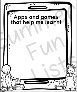 15 Apps and Games that help me learn