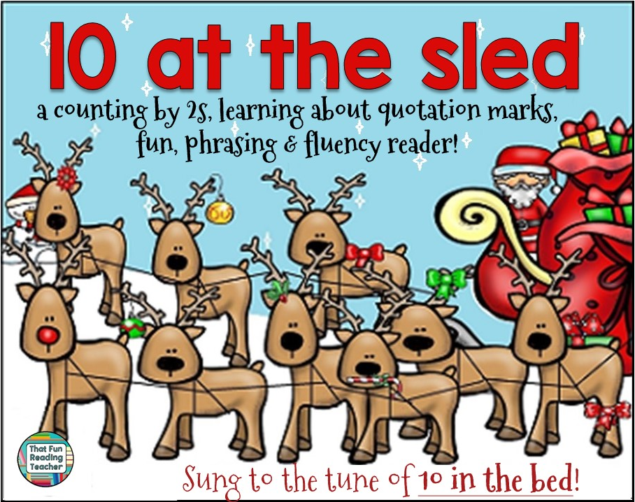 https://www.teacherspayteachers.com/Product/Christmas-Read-Sing-and-Count-1571999