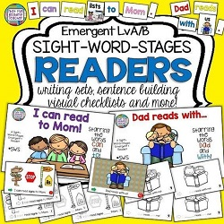 https://www.teacherspayteachers.com/Product/Sight-Word-Leveled-Readers-Activities-Mom-and-Dad-3148226?utm_source=MomDad2pk&utm_campaign=TchAppSaleMay92018Post